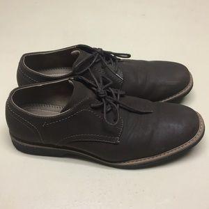 Men's DEXTER brown dress shoes
